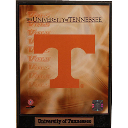 NCAA Tennessee Photo Plaque, 9x12
