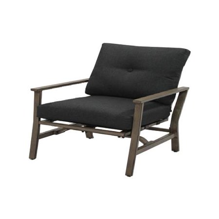 Four Seasons AHX02620H60 Hazelwood Deep Seating Aluminum Motion Rocker, Olefon Cushions - Quantity 2 ()