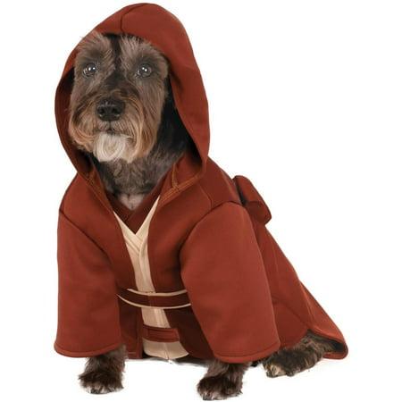 Star Wars Jedi Robe Pet Costume L](Dog Jedi Costume)