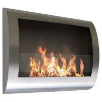 Anywhere Fireplace Chelsea Model Indoor Wall Mount Fireplace