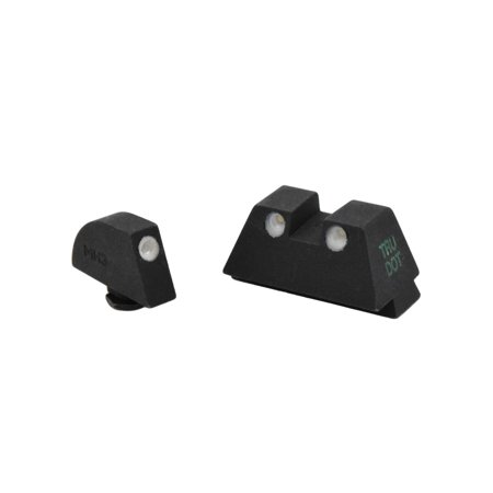 Glock 45 Gap (Mako Group Glock Tru-Dot Sights Glock 9mm, .357 Sig, .40 S&W, and .45 GAP,)