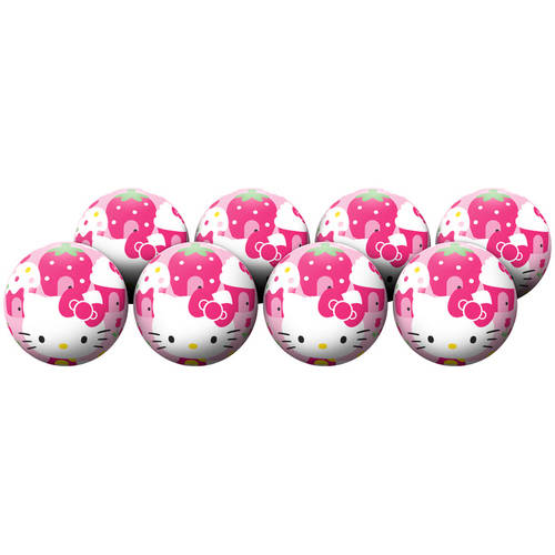 Hedstrom #10 Hello Kitty Playball Deflate Party Pack by