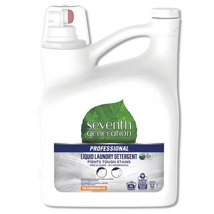 Laundry Detergent: Seventh Generation Professional