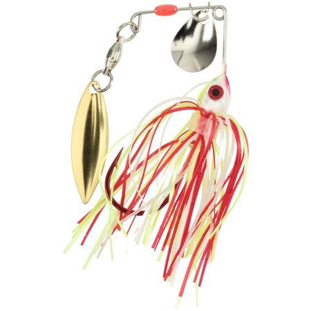 Strike King® Bleeding Bait™ Mini-King® 1/8 oz. Fishing (Bleeding Eagle)