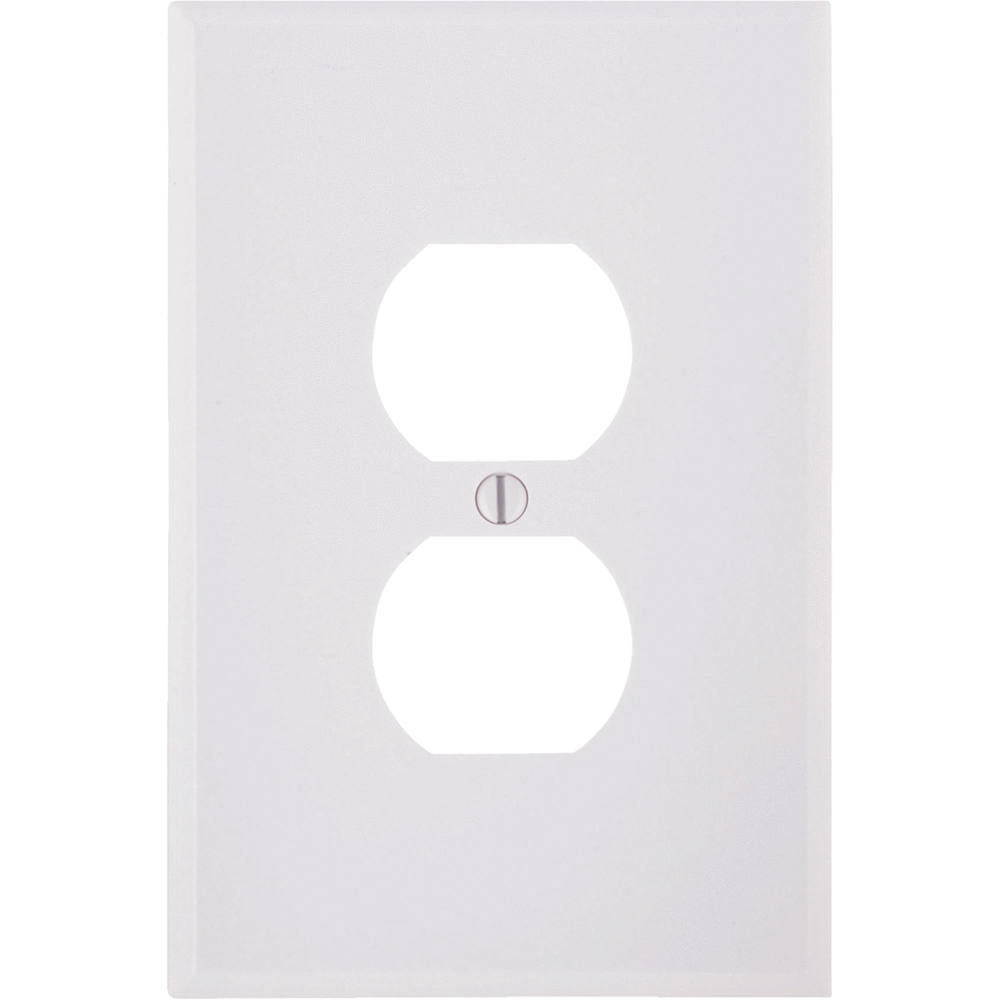 Leviton Oversized Outlet Wall Plate by Leviton