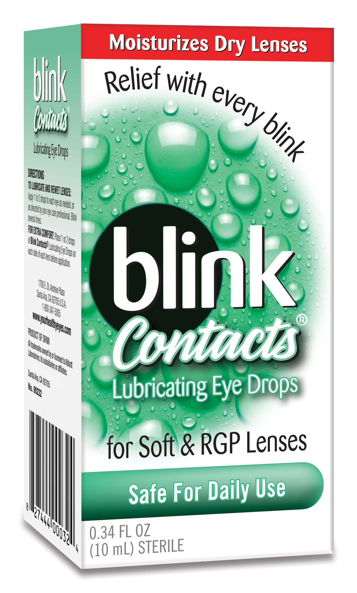Does walmart have contacts in store