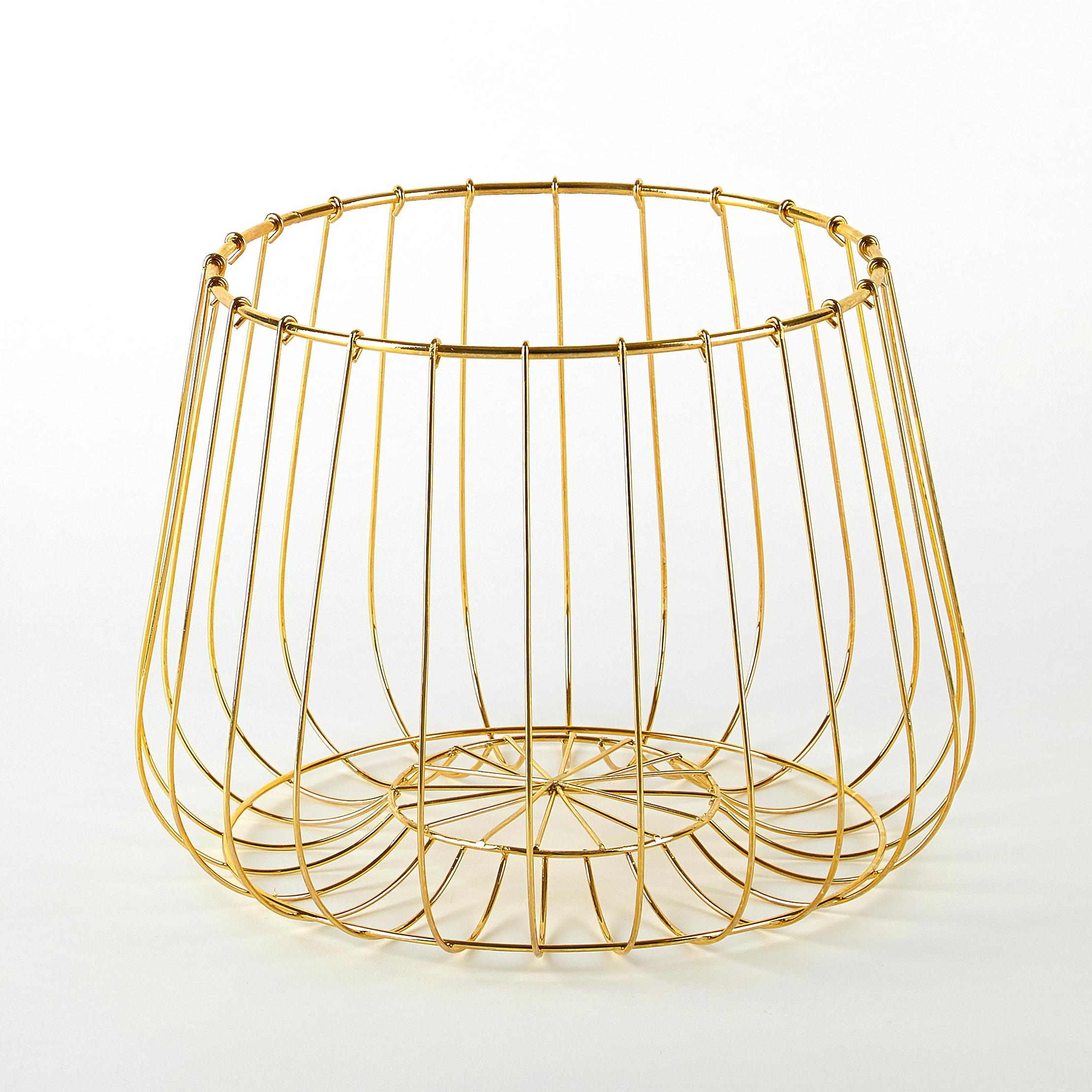 Urban Shop Wire Storage Bin (Set of 2)