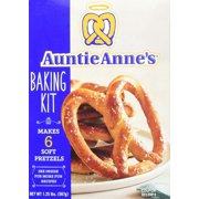 Auntie Anne's Make Your Own Pretzel Baking Kit 1.25-Pound Box (3 Boxes)