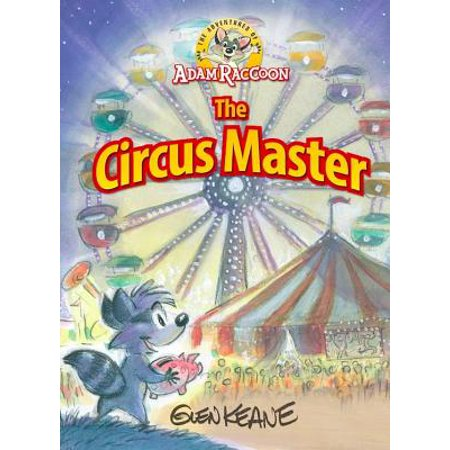 Adventures of Adam Raccoon: Circus Master (Circus Master Jacket)