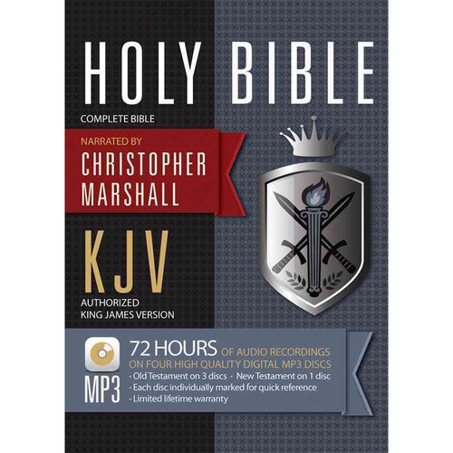 Holy Bible: King James Version: Complete Bible