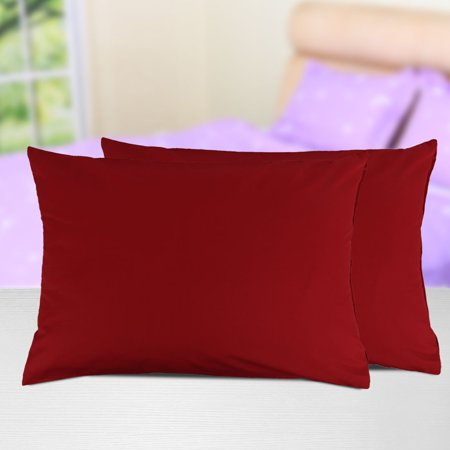 Zippered Pillow Cases Cover Pillowcases Egyptian Cotton Pack of (Egyptian Cotton Standard Cases)