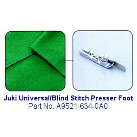 Juki Universal/Blind Stitch Serger Foot - Fits Juki MO-600, MO-700, MO-104D and MO-114D Sergers