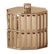 NU Steel Glitz Cotton Container
