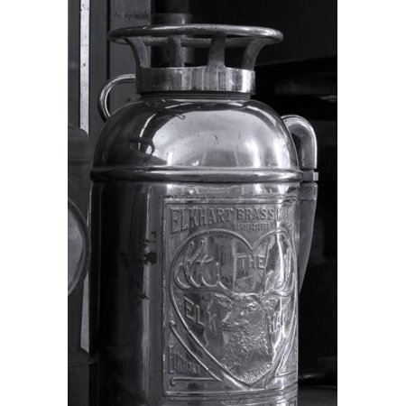Antique fire extinguisher at historic Chippewa City, Cook County, Minnesota, USA Print Wall Art](Party City Minnesota)