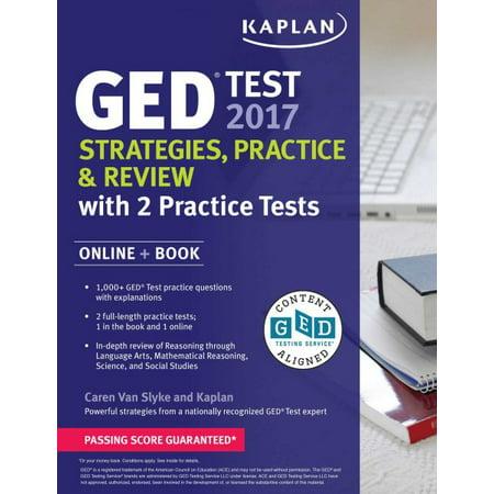 Kaplan Ged Test 2017   Online Website