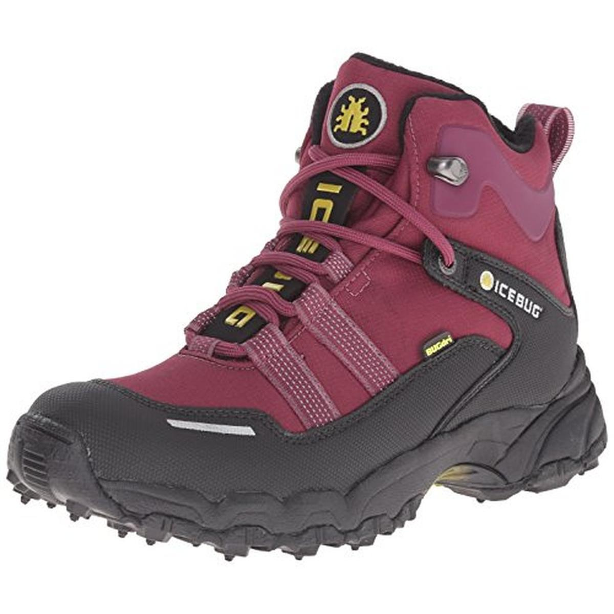 Icebug Womens Speed Bugrip Mesh Lace Up Hiking Boots