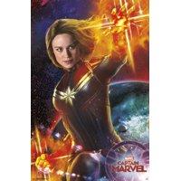 Captain Marvel - Energy