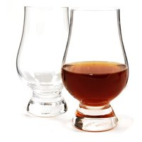 "Glencairn Crystal Whiskey Glass, Set of 2 Hailed as ""The Official Whiskey Glass"""