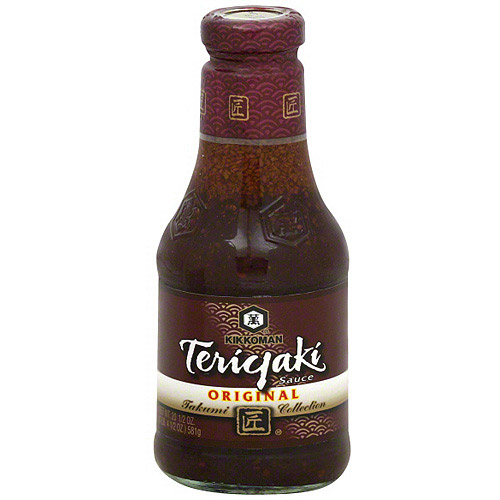 Kikkoman Takumi Collection Original Teriyaki Sauce, 20.5 oz (Pack of 6)