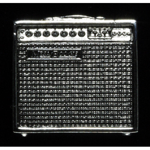 Harmony Jewelry Mesa Boogie Amp Pin in Silver