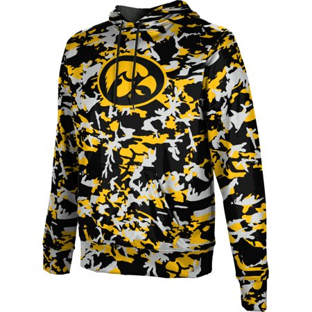 ProSphere Men's University of Iowa Camo Hoodie Sweatshirt (Camo Hoodie Clothes)