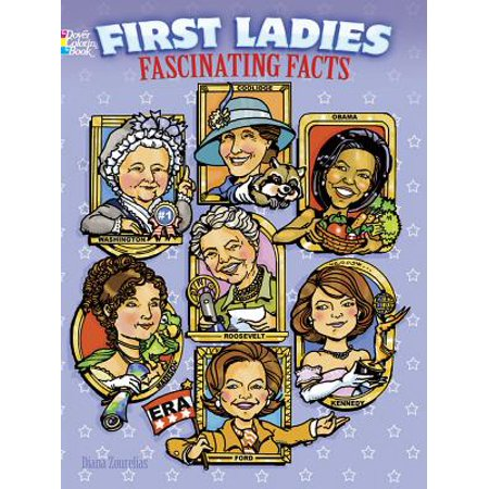 First Ladies Fascinating Facts (Halloween Arts And Crafts For First Graders)