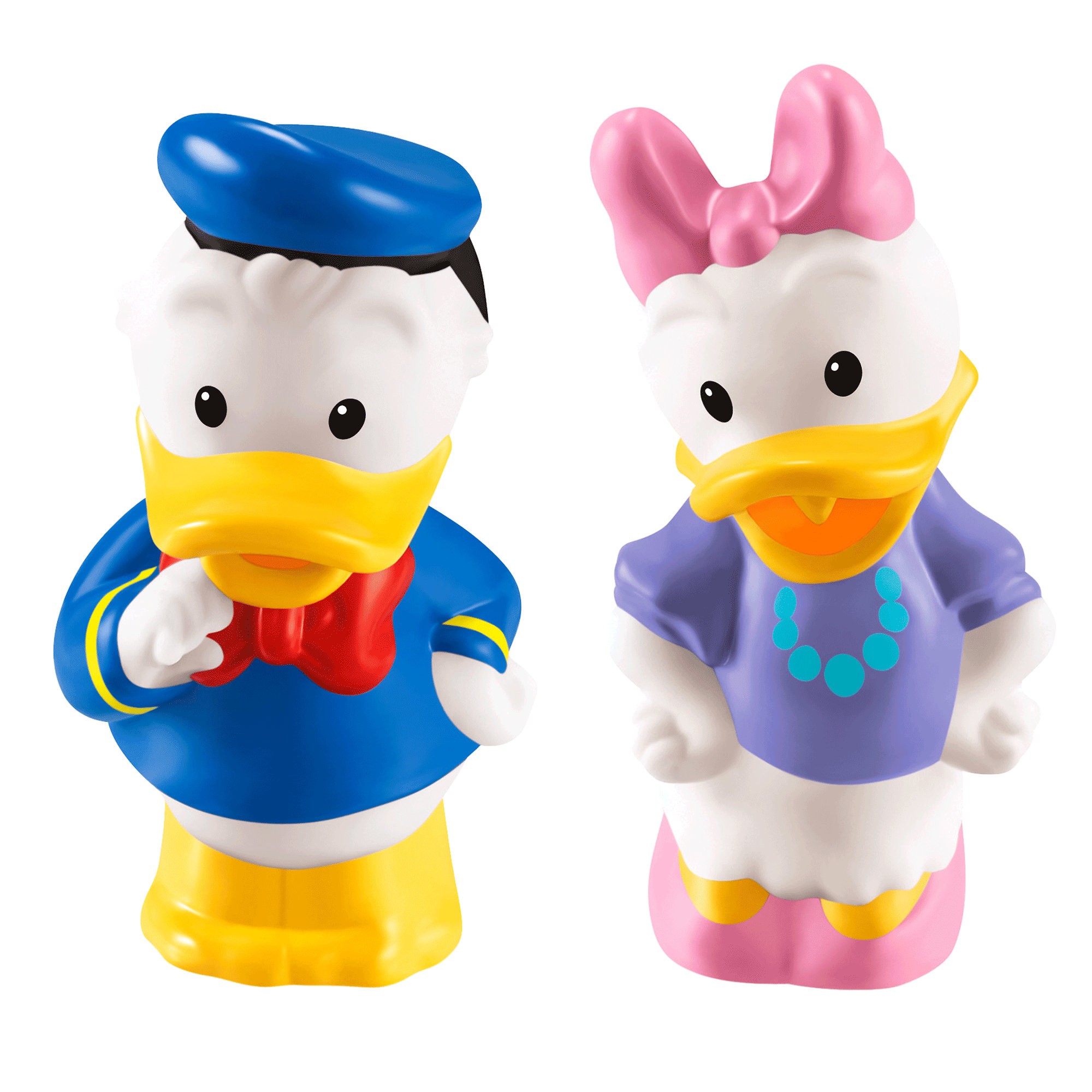 Magic Of Disney Donald And Daisy Friends By Little People