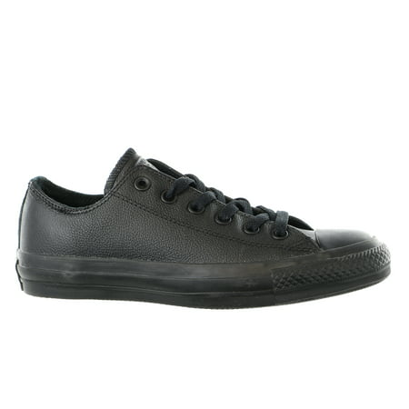 d1dd88bd10ec CONVERSE Unisex Chuck Taylor All Star Ox Fashion Sneaker Leather Shoe - Mens  - Walmart.com