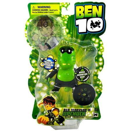 Ben 10 Alien Collection Series 1 Upchuck Action -