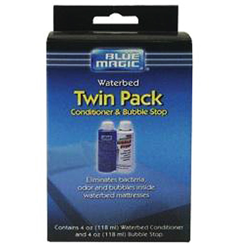 Blue Magic Waterbed Maintenance Kit, Twin Pack
