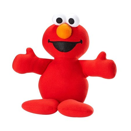 f6daf8b9b0 Sesame Street Elmo Plush Pillow Buddie - Walmart.com