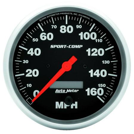 AutoMeter 3989 Sport-Comp (TM) Speedometer - image 2 of 2