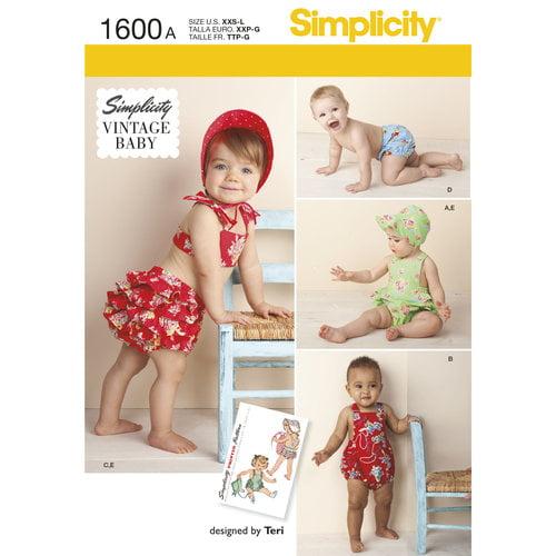 Simplicity Babies Sportswear-Xxs-Xs-S-M-L