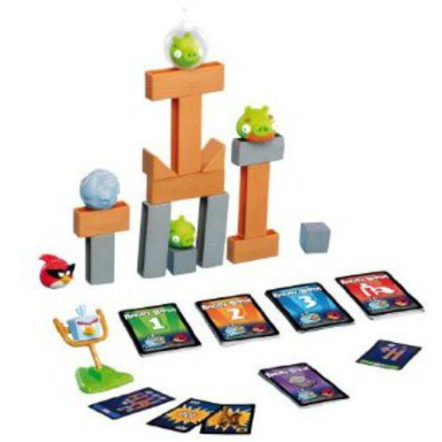 Mattel Angry Birds Space Game