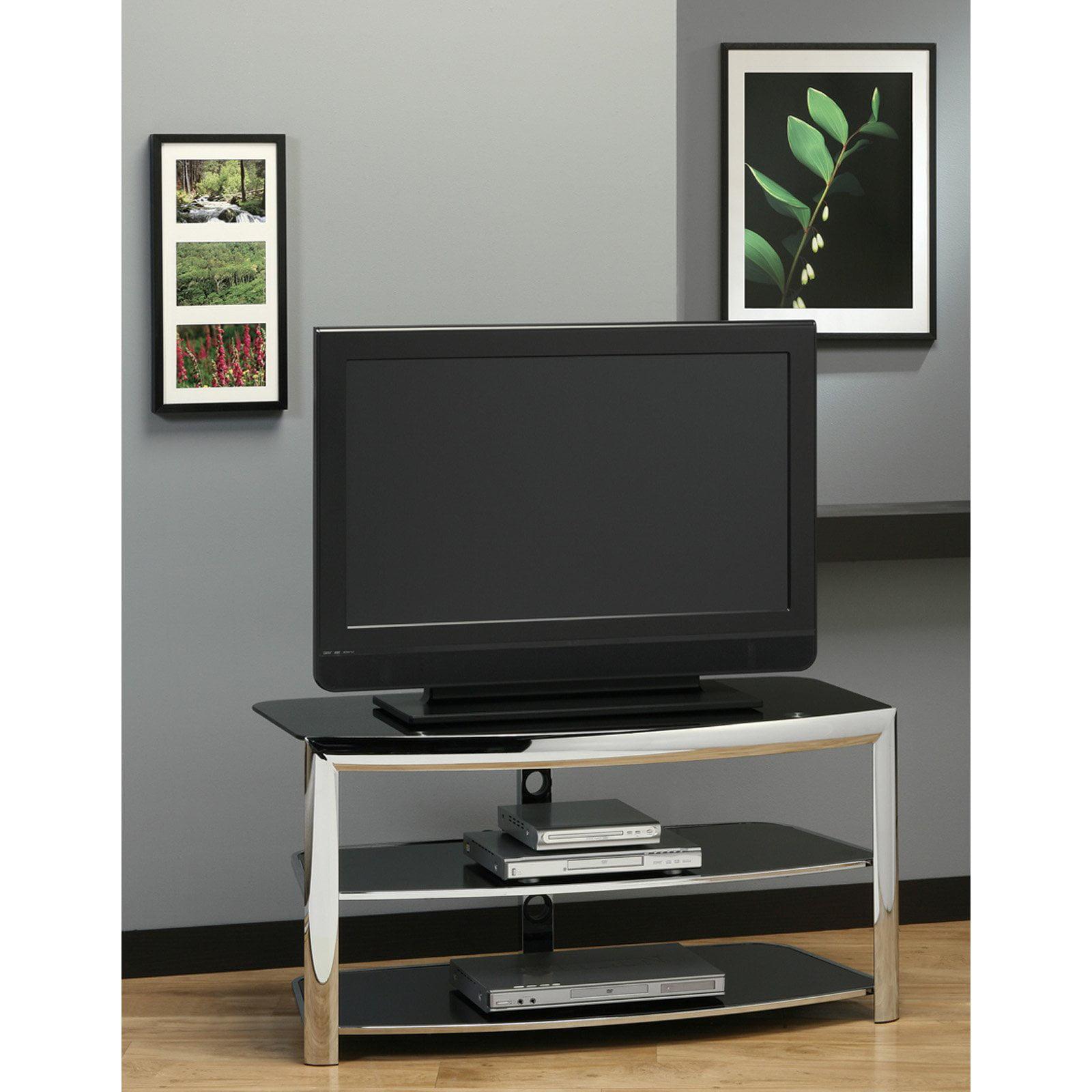 Monarch Specialties 3 Tier TV Stand