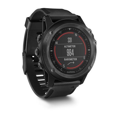 Garmin Tactix Bravo Running Multi Sport Tactical GPS Watch with Nylon Strap by Garmin
