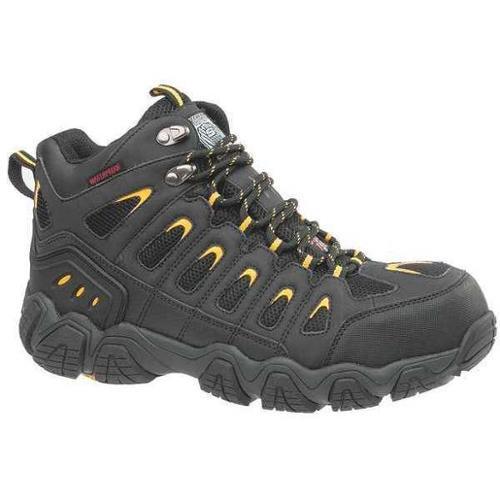b21c9685a335f Skechers - Skechers Size 14 Steel Toe Hiking Shoes, Men's, Black ...
