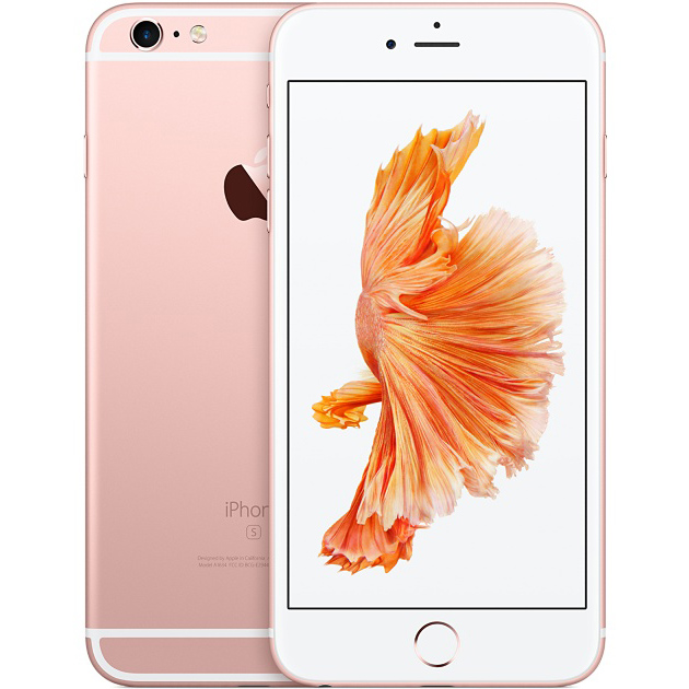 Refurbished Apple iPhone 6S Plus 32GB, Rose Gold - Locked T-Mobile