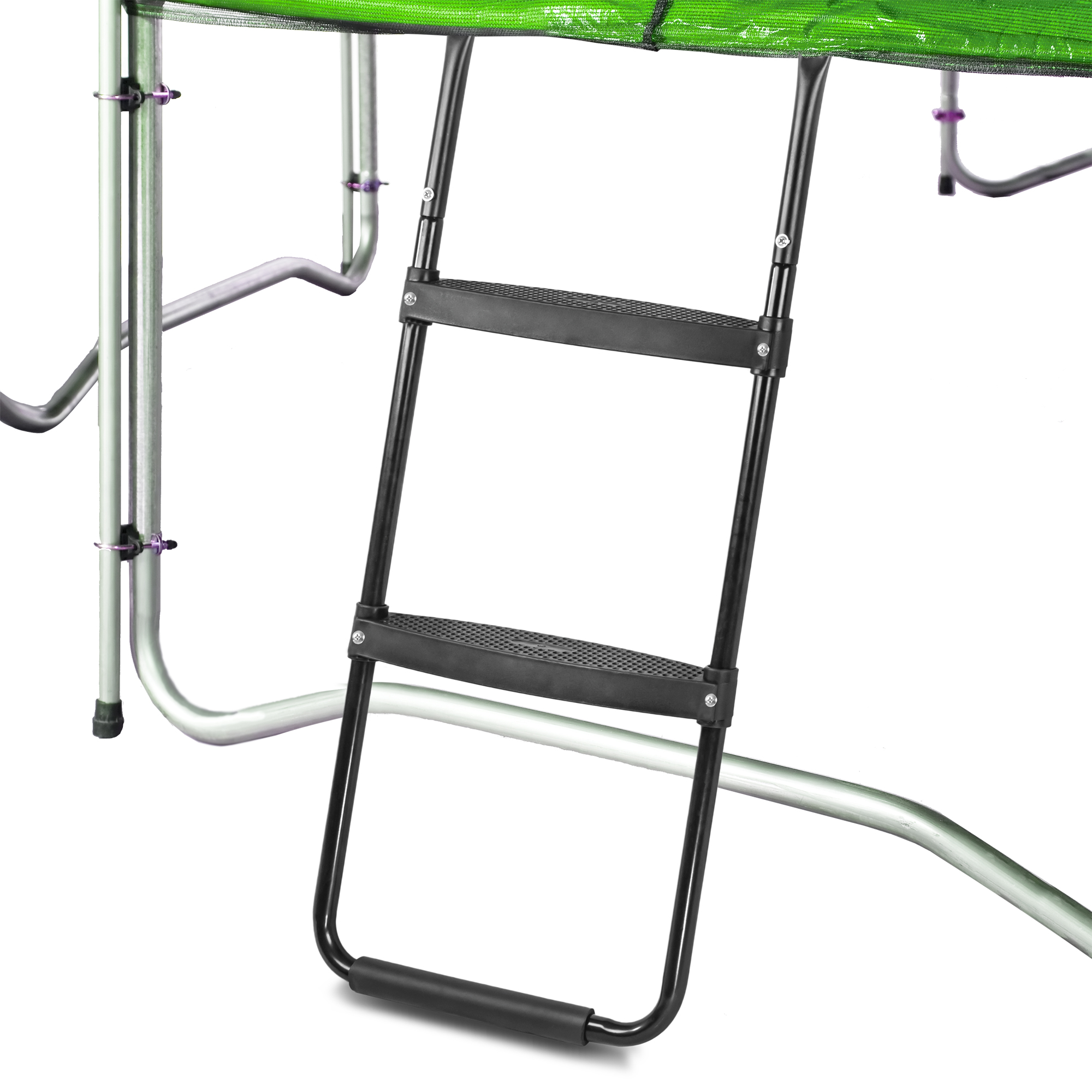 Pure Fun 39-Inch Dura-Bounce Universal Trampoline Ladder, Black