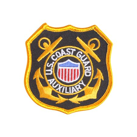 United States Coast Guard Auxiliary, Seal Patch