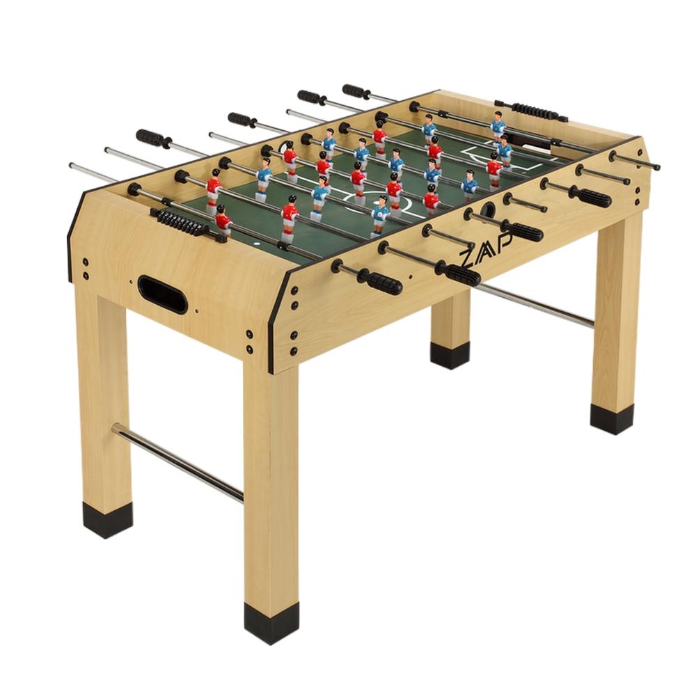 ZAAP 4 Foot Foosball Table Soccer Football Table by ZAAP