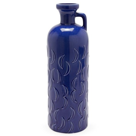 - Grecian Blue Floor Vase by Drew Barrymore Flower Home