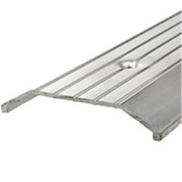 Aluminum Threshold Fluted