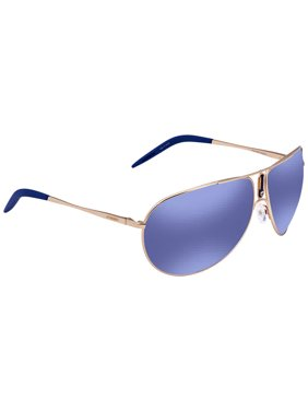 0f247ac89d Product Image Carrera Blue Sky Mirror Aviator Sunglasses GIPSY S AOZ 64