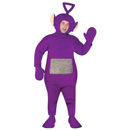 TELETUBBIES TINKY WINKY ADUL - Teletubbies Adult Costume
