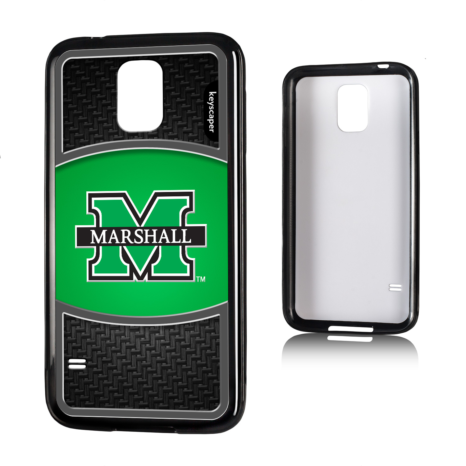 Marshall Thundering Herd Galaxy S5 Bumper Case