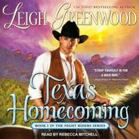 Night Riders: Texas Homecoming (Audiobook)