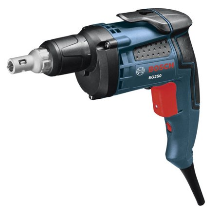 120-Volt 2500 RPM Screw Gun in Blue