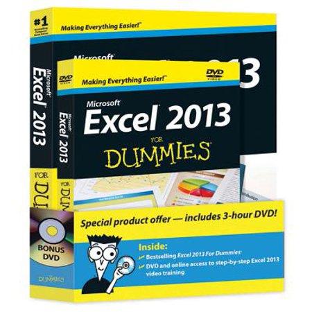 microsoft excel 2013 for dummies walmart com