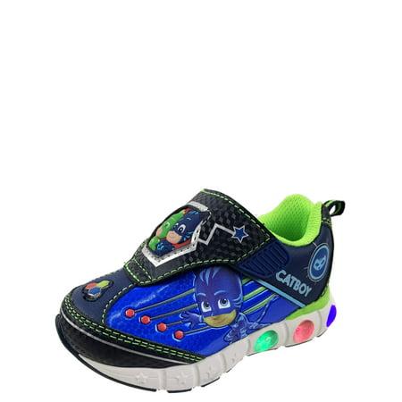 PJMASKS License Boys' Athletic Light-Up Shoe